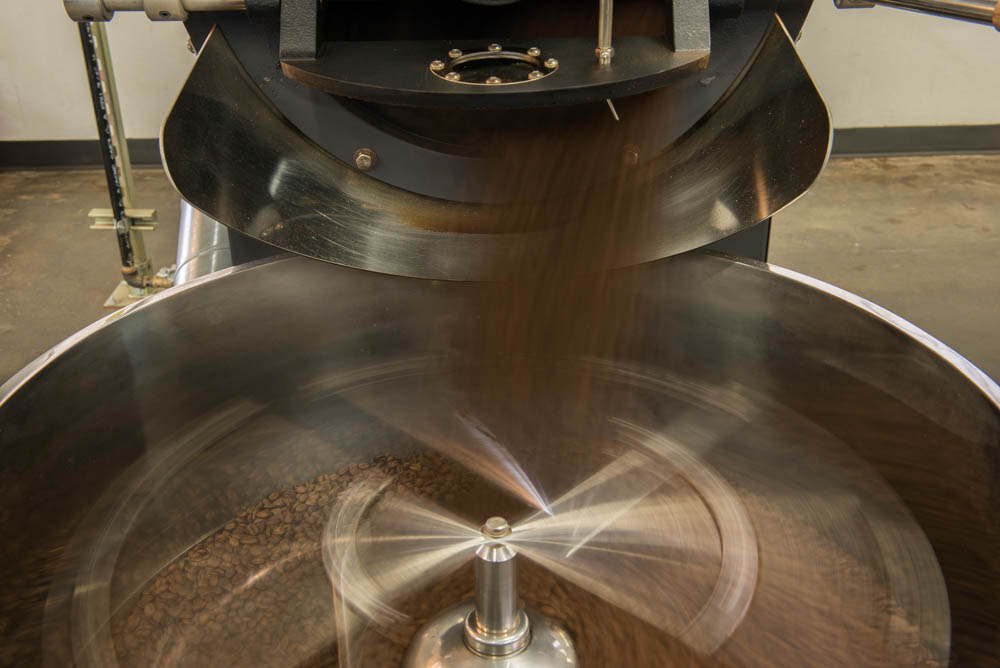 Roasting Great Tasting Coffee