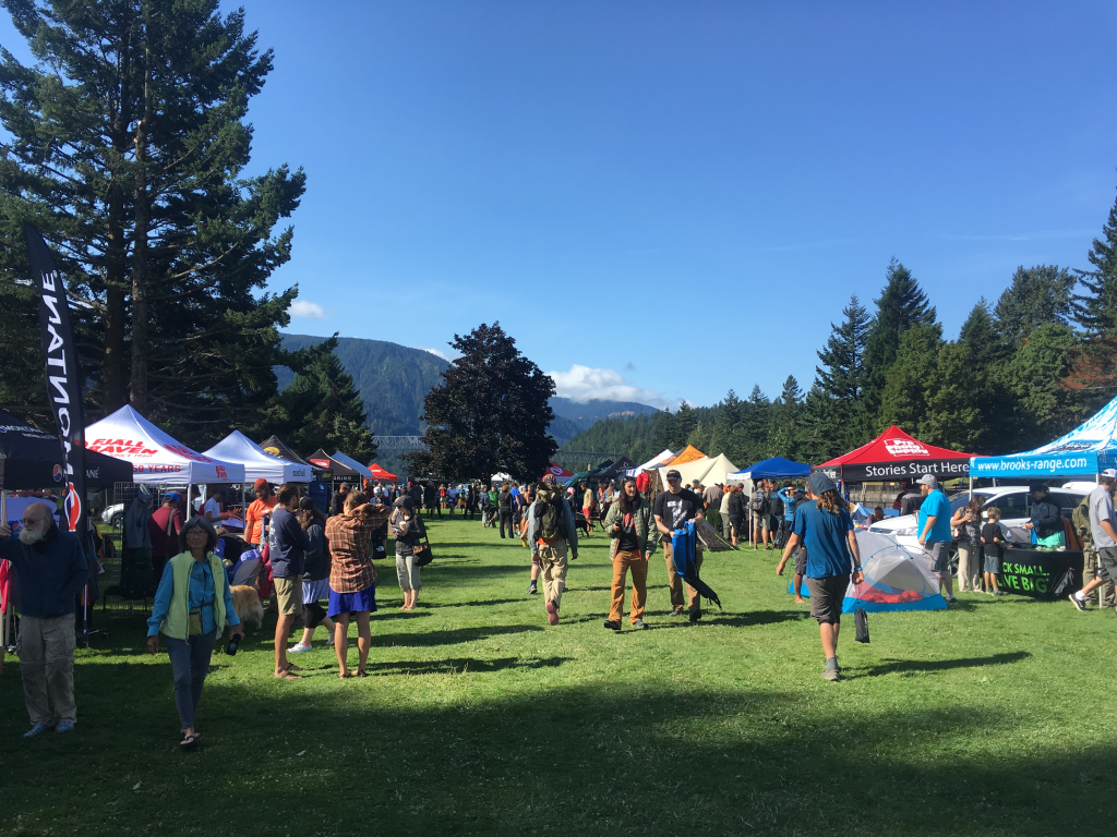 Pacific Crest Trail Days - August 16-18, 2019 - Cascade